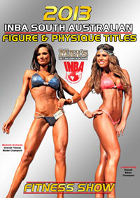 2013 INBA South Australian Figure and Physique Titles