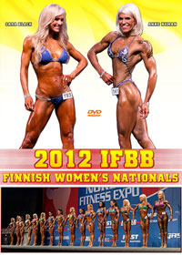 2013 IFBB Finnish Women\'s Nationals