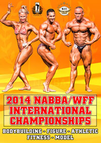 2014 NABBA/WFF International Bodybuilding Championships