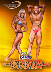2014 ANB Victoria State Bodybuilding and Figure Championships