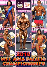 2016 WFF Asia Pacific Championships