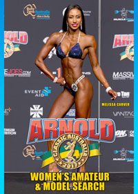 2017 Arnold Australia Women's Amateur and Model Search
