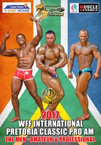 2017 WFF International Pretoria Classic Pro Am - The Men