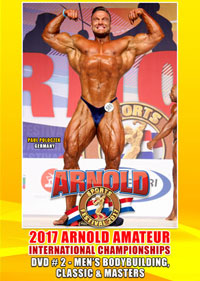 2017 Arnold Amateur USA International Championships: DVD # 2