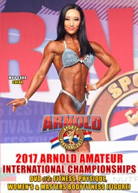 2017 Arnold Amateur USA Women's DVD #2