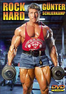 Gunter Schlierkamp - Rock Hard - The DVD