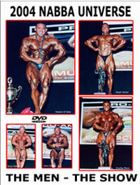 2004 NABBA Universe: The Men The Show