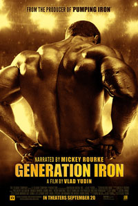 Generation Iron - Extended Director's Cut