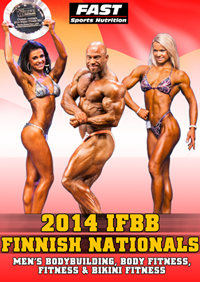 2014 IFBB Finnish Nationals