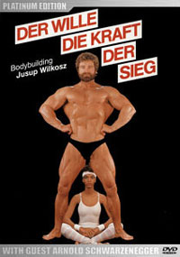 Jusup Wilkosz with special guest Arnold Schwarzenegger [PCB-013DVD]