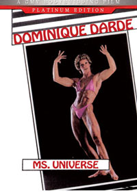 Dominique Darde - Ms Universe