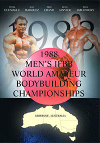 1988 IFBB Men's Amateur World Championships