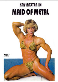 Kay Baxter in Maid Of Metal DVD