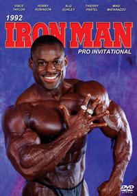 1992 IRON MAN PRO INVITATIONAL DVD