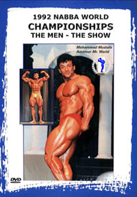 1992 NABBA World Championships: The Men