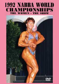 1992 NABBA World Championships Women The Show