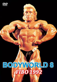FIBO 1992 (Bodyworld # 8) [PCB-079DVD]