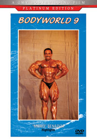 BODYWORLD #9 Featuring Momo Benaziza