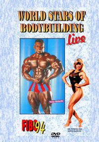 Fibo '94 - World Stars of Bodybuilding…Live