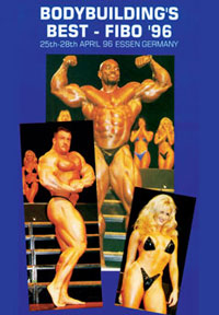 FIBO '96 Bodybuilding's Best