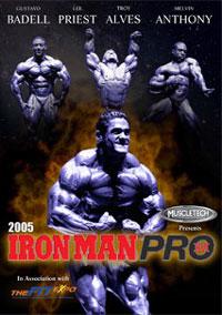 2005 Iron Man Pro