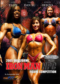 2005 Obusforme Iron Man NPC Figure Competition