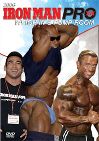 2006 Iron Man Pro - Weigh In and Pump Room
