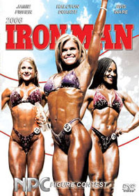 2006 Iron Man NPC Figure Contest