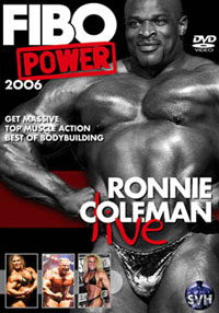 FIBO POWER 2006 - Ronnie Coleman Live!