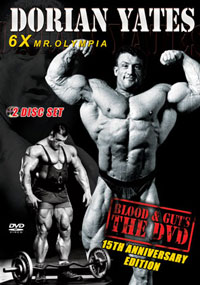 Dorian Yates - Blood & Guts Ultimate Edition [PCB-213DVD]