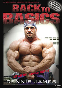 BACK to BASICS: DENNIS JAMES - Kickin' some Mass!