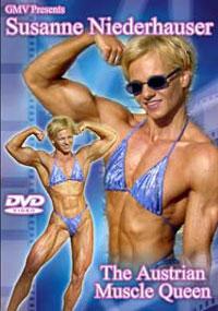 Susanne Niederhauser - Austrian Muscle Queen