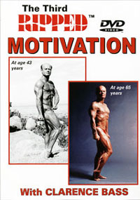 The Third Ripped DVD with Clarence Bass - Motivation
