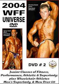2004 WFF Universe - The Men: DVD # 2
