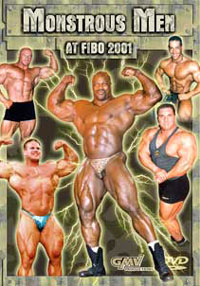 FIBO 2001 Monstrous Men - DVD