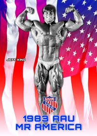 1983 AAU Mr. America - Classic Bodybuilding Movie