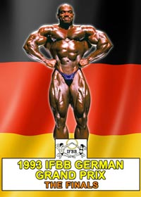 1993 IFBB German Grand Prix - The Finals