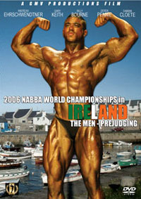 2006 NABBA World Championships: The Men - Prejudging