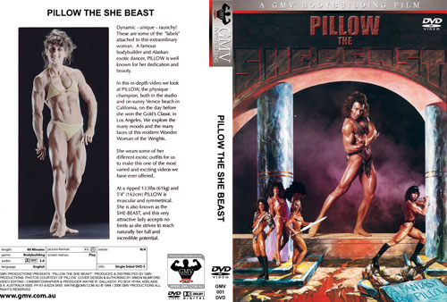 Pillow - The She-Beast [PCB-001DVD] - $18.71 : Prime Cuts ...