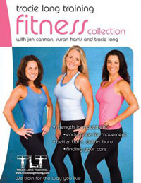 Fitness Collection 4 DVD Set