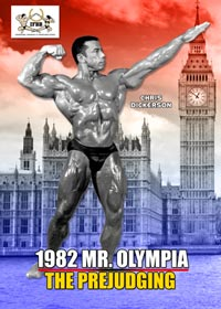 1982 Mr Olympia Prejudging