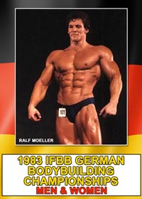 1983 IFBB German Bodybuilding Championships