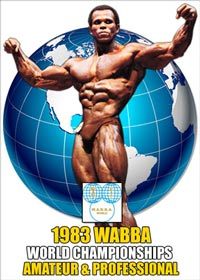 1983 WABBA World Championships - Amateur and Professional