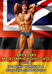 1982 and 1983 Mr Olympia Highlights