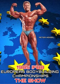 1985 IFBB European Bodybuilding Championships - Men