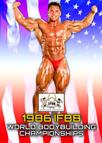 1986 IFBB Professional World Championships - Men