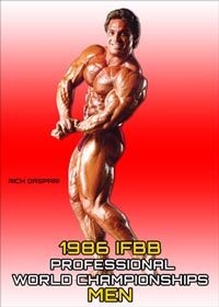 1986 IFBB Professional World Championships - The Men