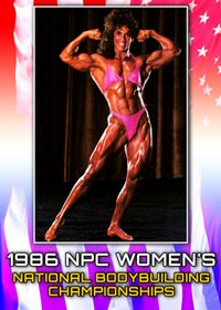 1986 NPC Nationals - Women