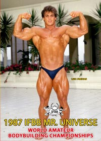 1987 IFBB Mr Universe - World Amateur Bodybuilding Championships