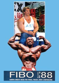 FIBO '88 - Legends of Bodybuilding